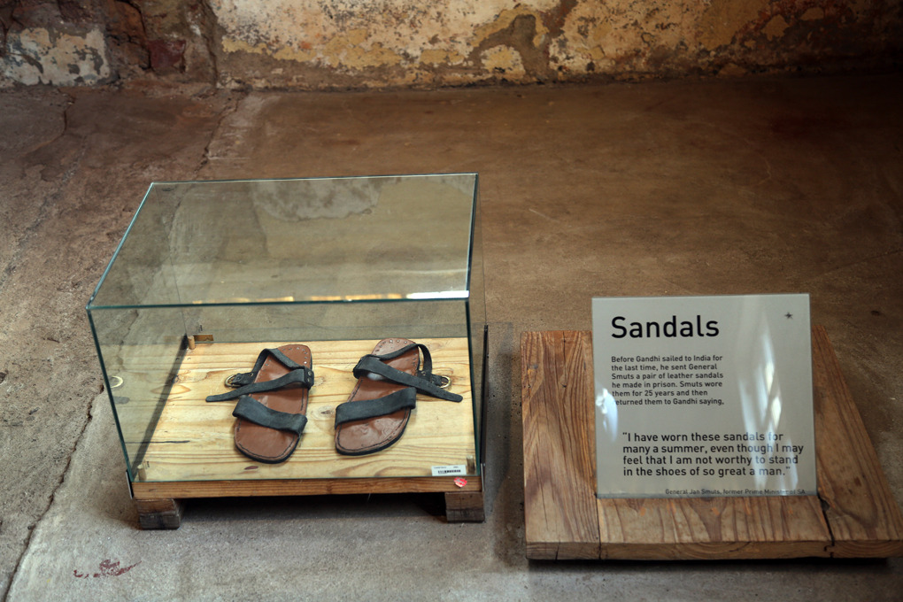Gandhi-exhibtion-shoes