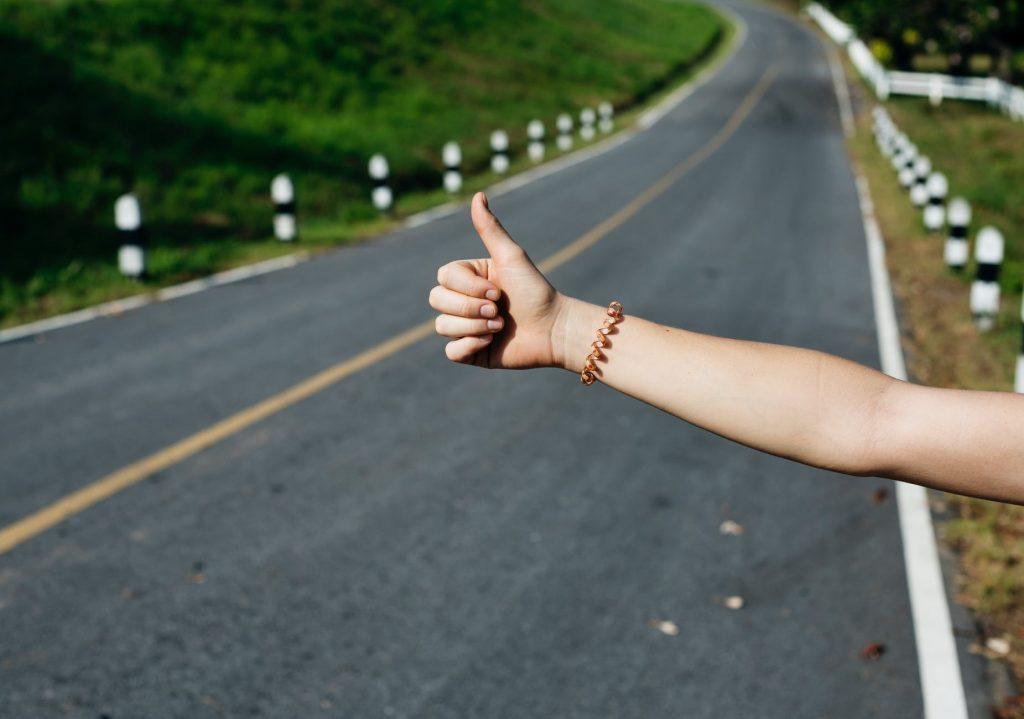 The Futuristic Hitchhiker
