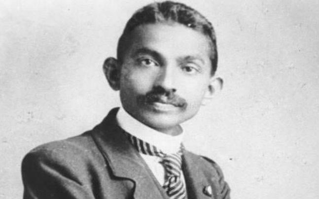 Gandhi Transforming Hearts