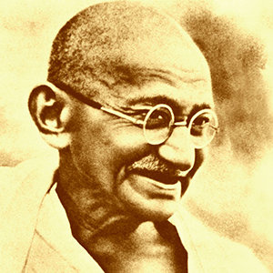 Gandhi turns 150
