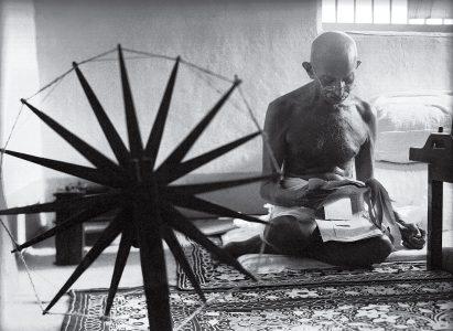 The Minimalist Gandhi