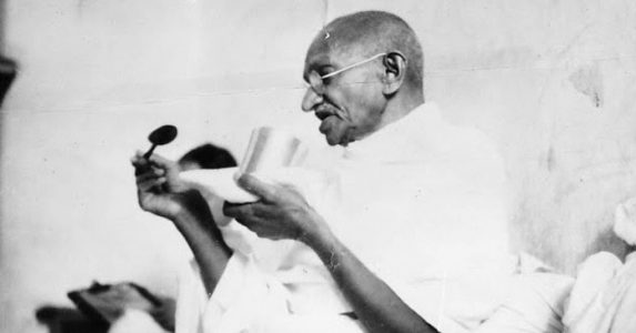 Gandhi's Plea for Vegetarianism