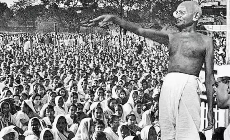 Gandhian Transparency