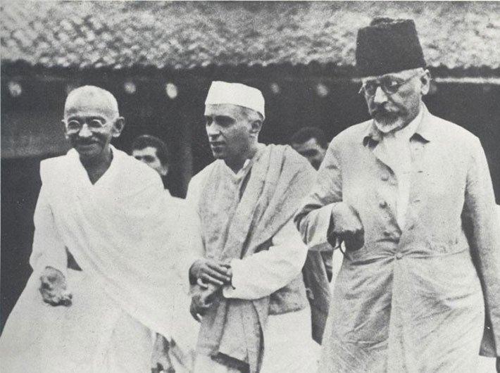 Gandhian Polity