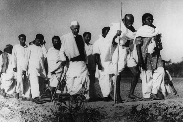 Gandhian legacy of Satyagraha