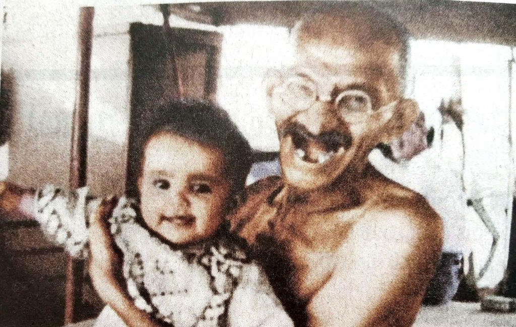 Gandhian Humor