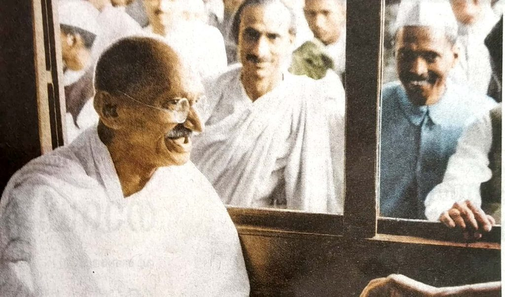 Gandhi: A Forgotten Hero