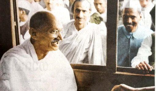 Gandhi: A Forgotten Hero